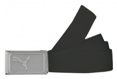 Puma Works Web Belt Black