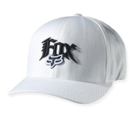 Fox Racing Next Century White Cap