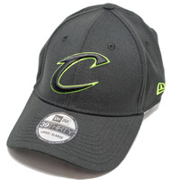 New Era 39Thirty Neon Pop Cleveland Cavaliers Cap