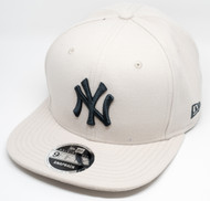 New Era 9Fifty Season New York Yankees Stone Cap