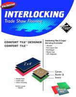 Comfort Tile - 20' x 20' Interlocking Floor Tiles