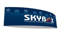 Economy Football Hanging Banner