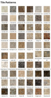 Comfort Flex - 10' x 10' Vinyl Flooring - Patterns Collection