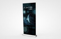 Axis 850 Retractable Banner Stand