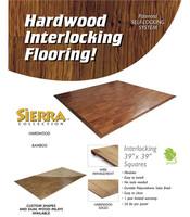 Sierra HW1- 10' x 20' Hardwood Flooring