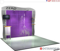 Alumalite Zero - AZ8 - 10' Trade Show Booth