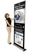 Barracuda - Retractable Banner Stand
