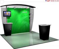 Alumalite Classic - AL2 Deluxe - 10' Trade Show Booth