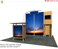Eco-Systems - Anno - 10' x 10' Inline Trade Show Booth