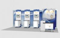 Solar E - 10' x 20' Inline Trade Show Booth