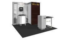 Solar E - 10' x 10' Inline Trade Show Booth