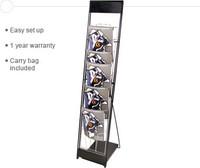 10-UP Literature Stand