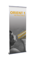 Orient 920 - Retractable Banner Stand