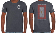 2019 Gold Star Memorial T-shirt