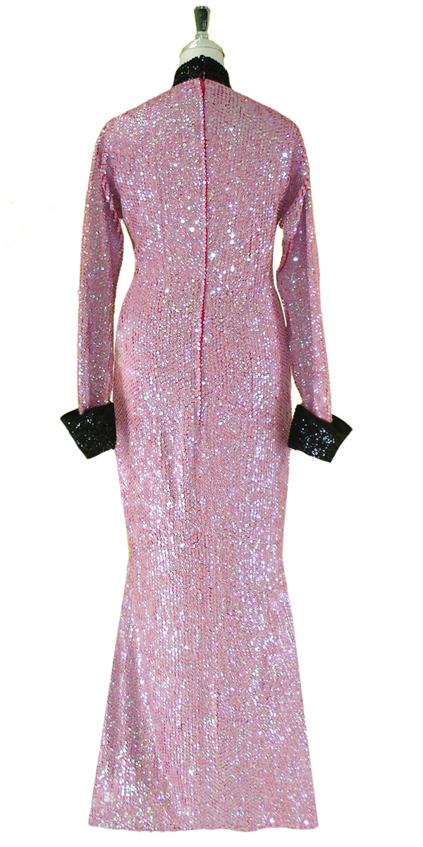 sequinqueen-long-black-and-pink-sequin-dress-back-4001-006.jpg
