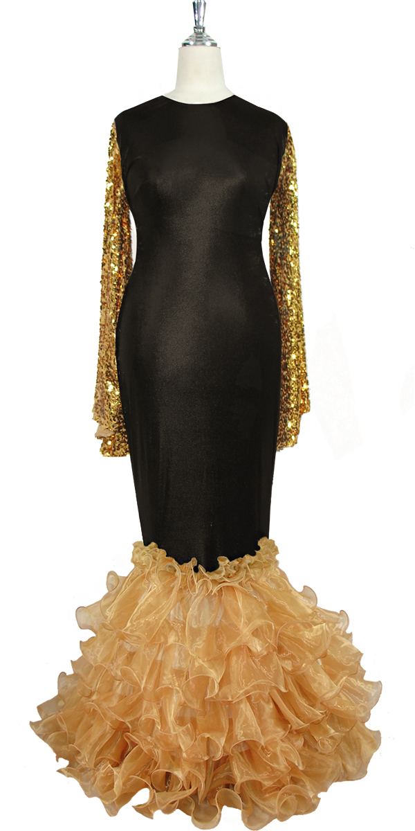 sequinqueen-long-gold-and-black-sequin-dress-front-7001-055.jpg