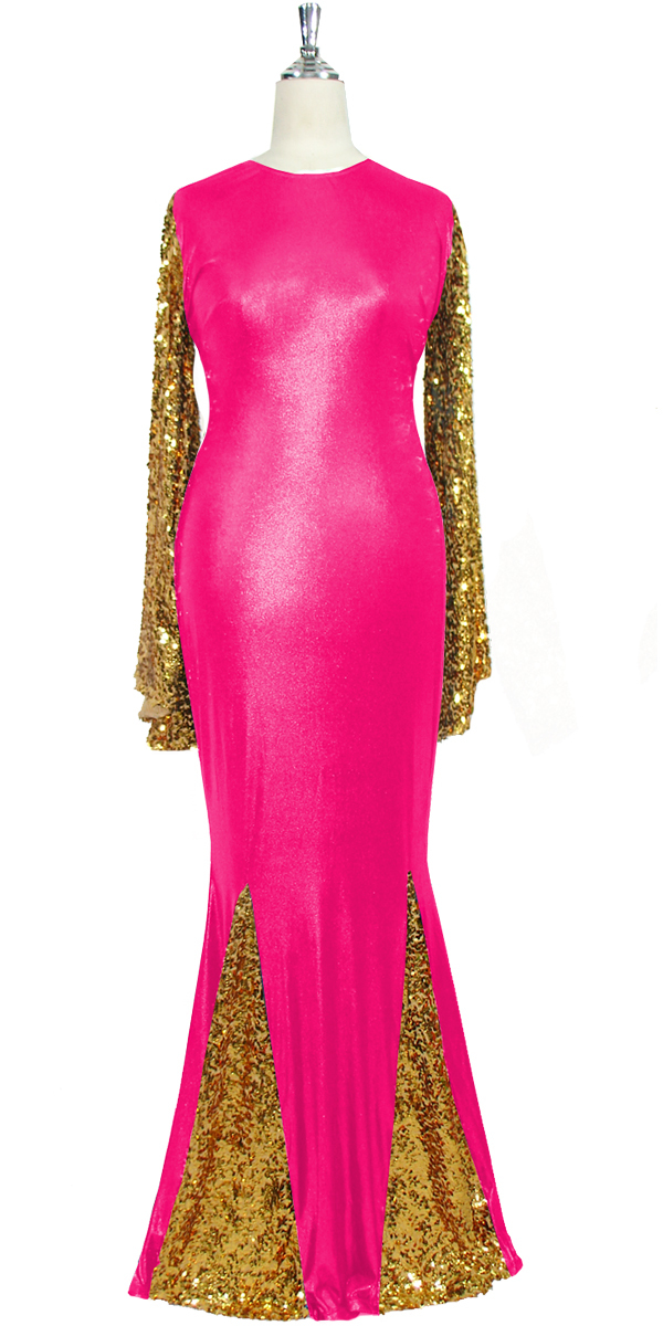 sequinqueen-long-gold-and-pink-sequin-dress-front-7001-048.jpg