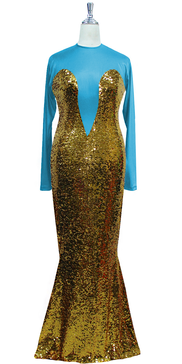 sequinqueen-long-gold-and-turquoise-sequin-dress-front-7001-037.jpg