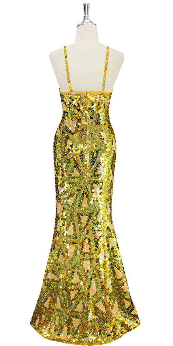 sequinqueen-long-metallic-gold-hologram-gold-and-light-pearl-peach-geometric-pattern-sequin-dress-back-4002-010.jpg