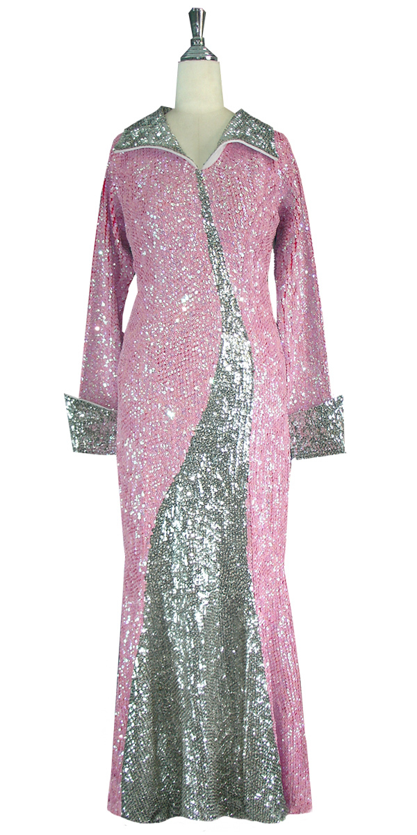 sequinqueen-long-pink-and-silver-sequin-dress-front-4001-007.jpg