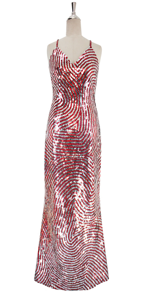 sequinqueen-long-red-silver-sequin-dress-front-9192-107.jpg