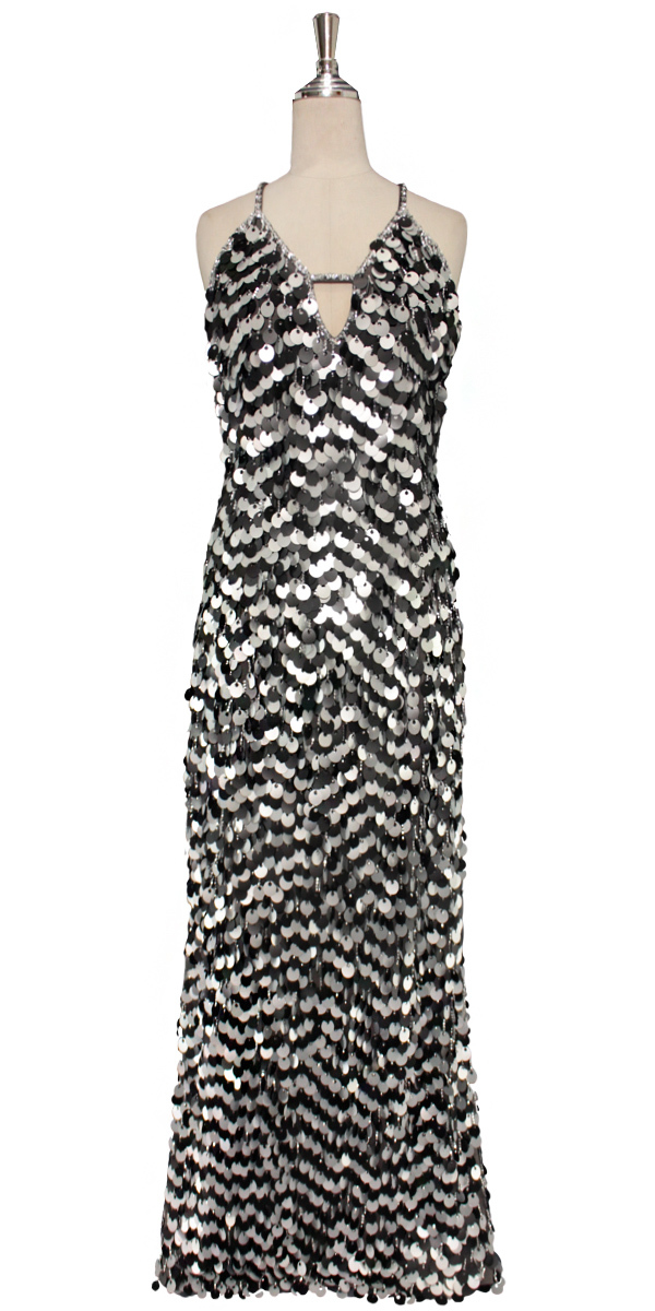 sequinqueen-long-silver-black-sequin-dress-front-9192-101.jpg
