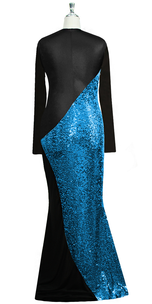 sequinqueen-long-turquoise-sequin-fabric-dress-back-7001-035b.jpg