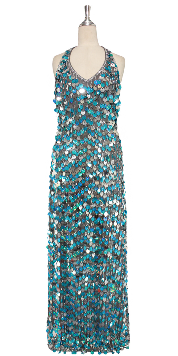 sequinqueen-long-turquoise-silver-sequin-dress-front-9192-095.jpg