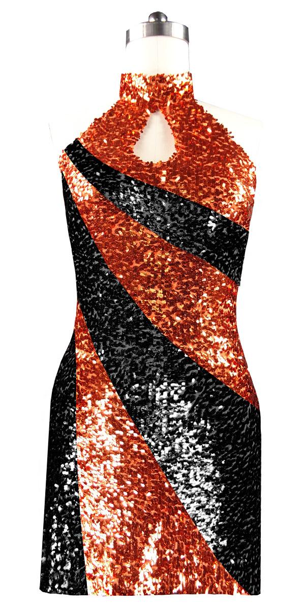 sequinqueen-short-black-and-copper-sequin-dress-front-7002-088.jpg