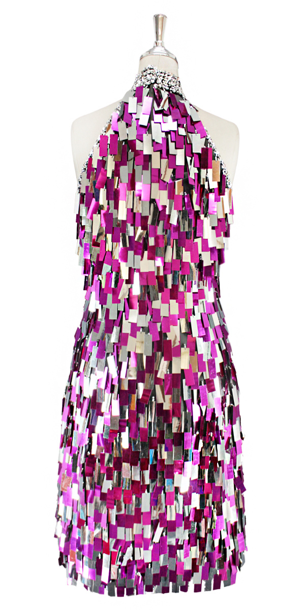 sequinqueen-short-fuchsia-and-silver-sequin-dress-back-3005-012.jpg