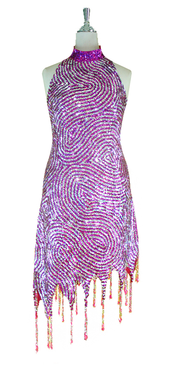 sequinqueen-short-fuchsia-and-silver-sequin-dress-front-3001-021.jpg