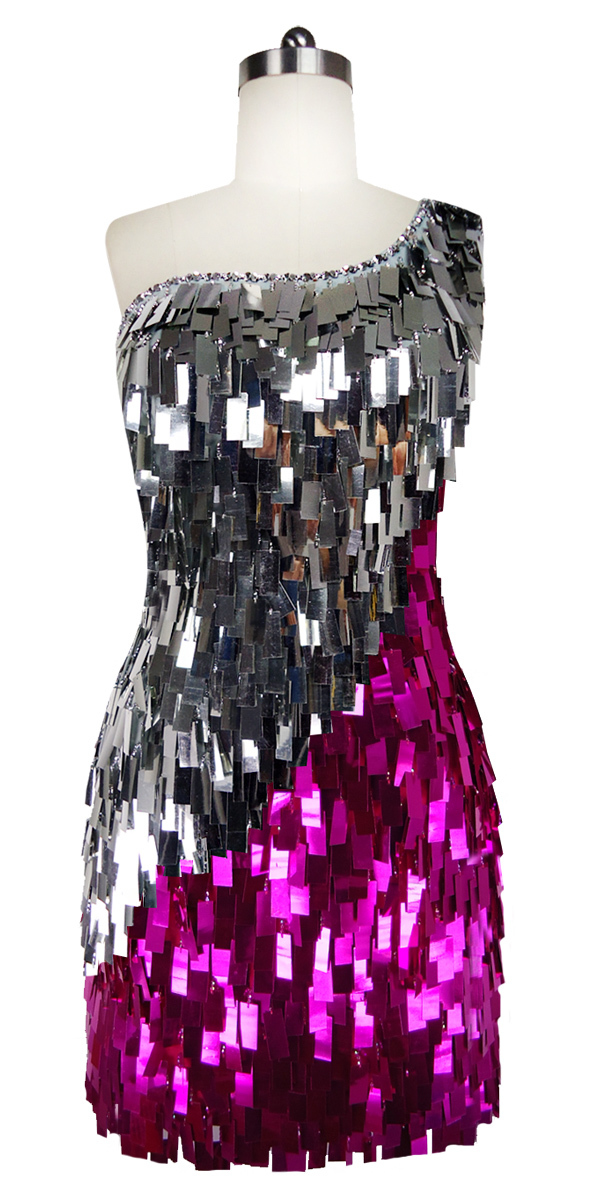 sequinqueen-short-fuchsia-and-silver-sequin-dress-front-3005-006.jpg