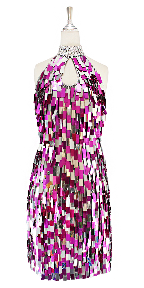 sequinqueen-short-fuchsia-and-silver-sequin-dress-front-3005-012.jpg