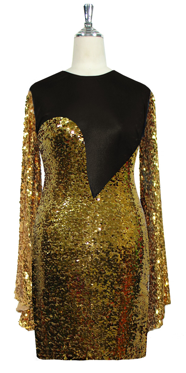 sequinqueen-short-gold-and-black-sequin-dress-front-7002-053.jpg