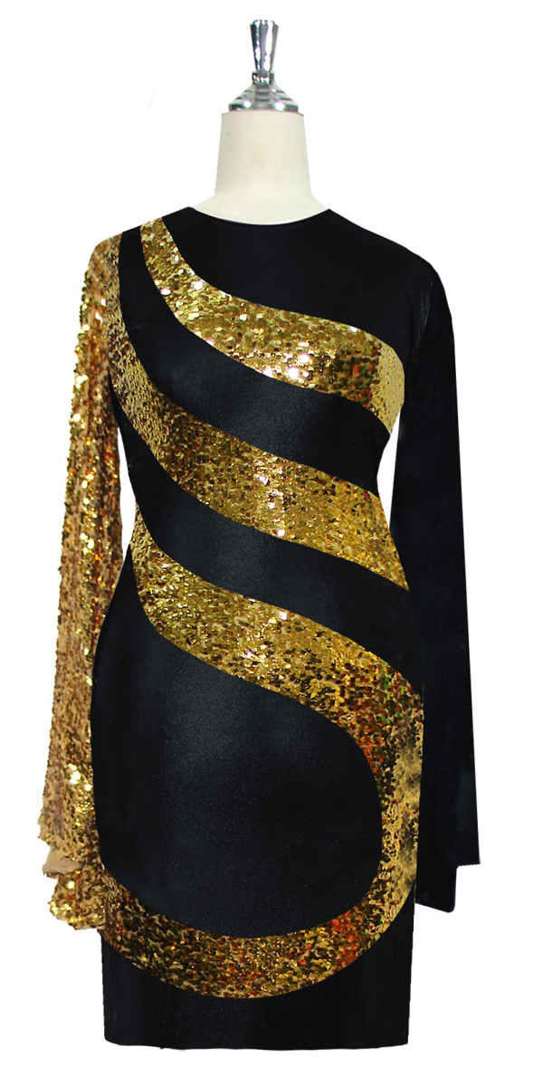 sequinqueen-short-gold-and-black-sequin-dress-front-7002-094.jpg