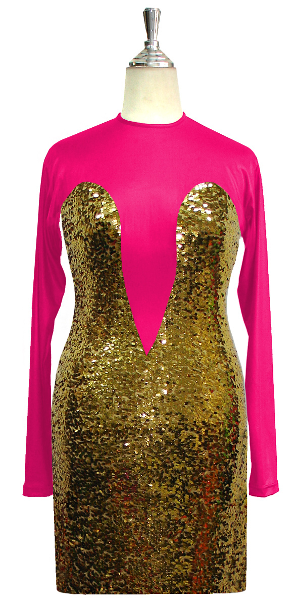 sequinqueen-short-gold-and-fuchsia-sequin-dress-front-7002-061.jpg