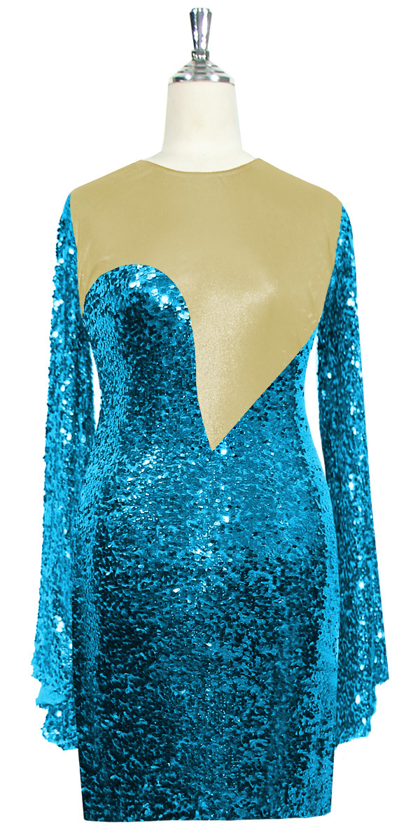 sequinqueen-short-gold-and-turquoise-sequin-dress-front-7002-057.jpg