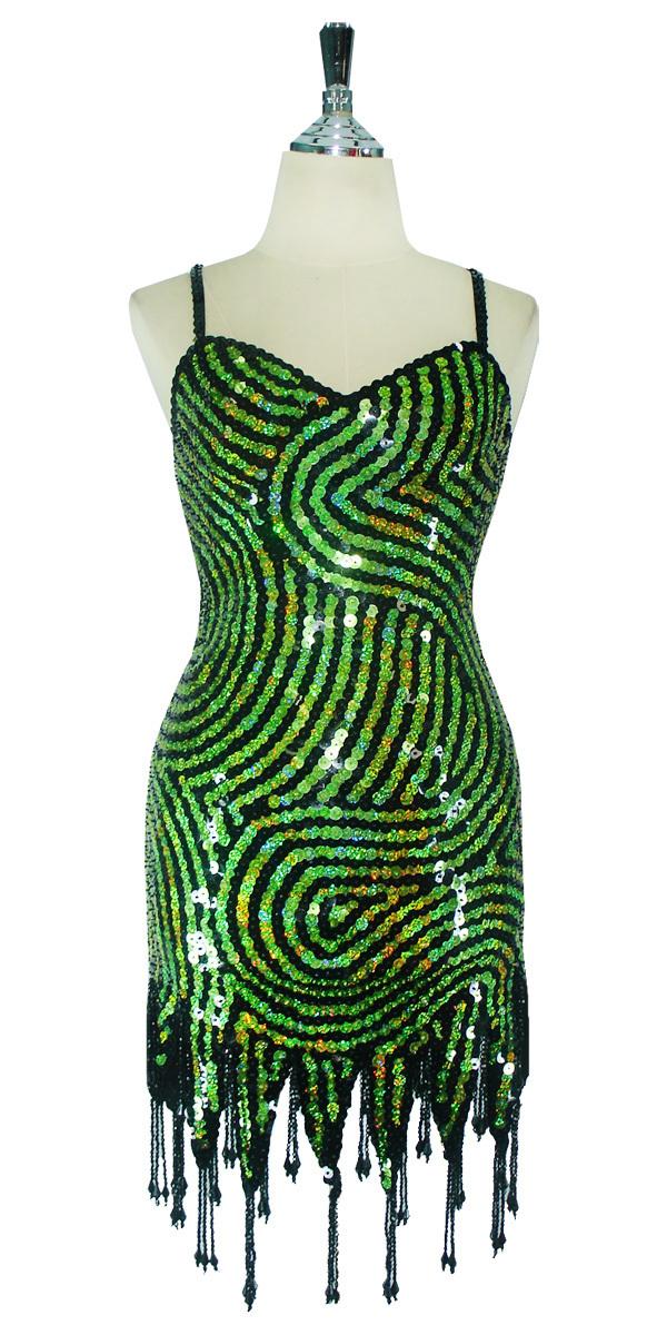 sequinqueen-short-green-black-sequin-dress-front-3002-008.jpg