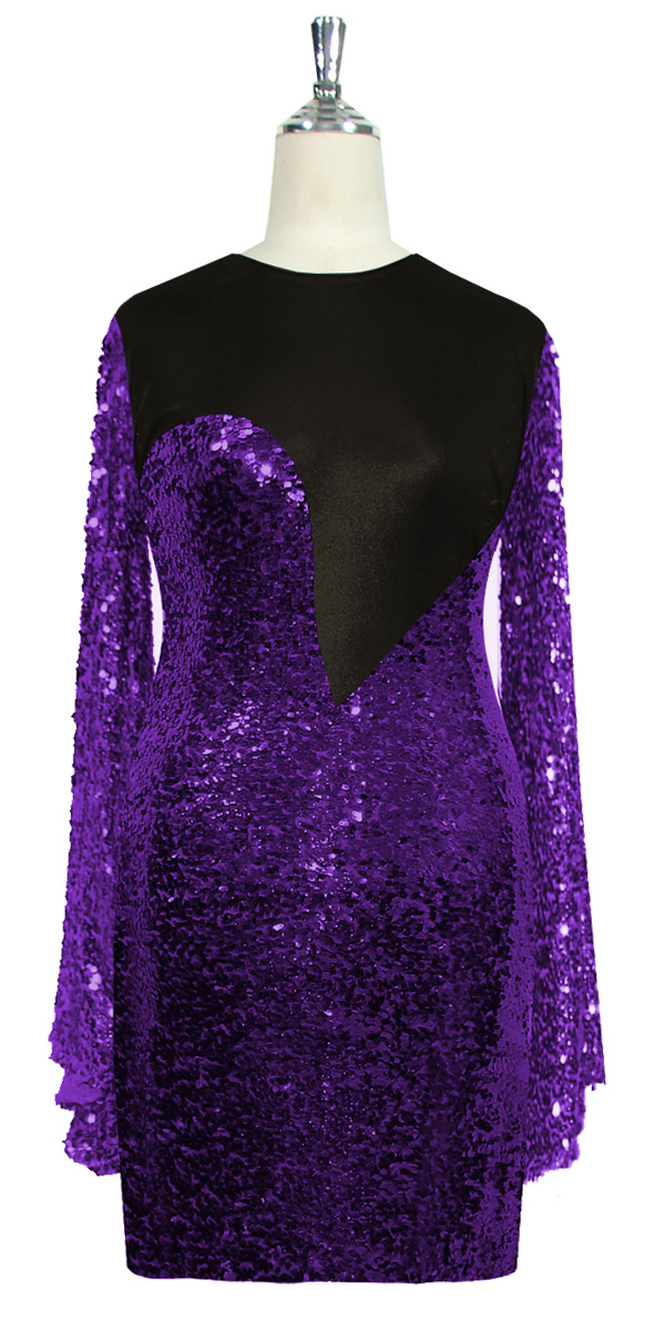 sequinqueen-short-purple-and-black-sequin-dress-front-7002-058.jpg