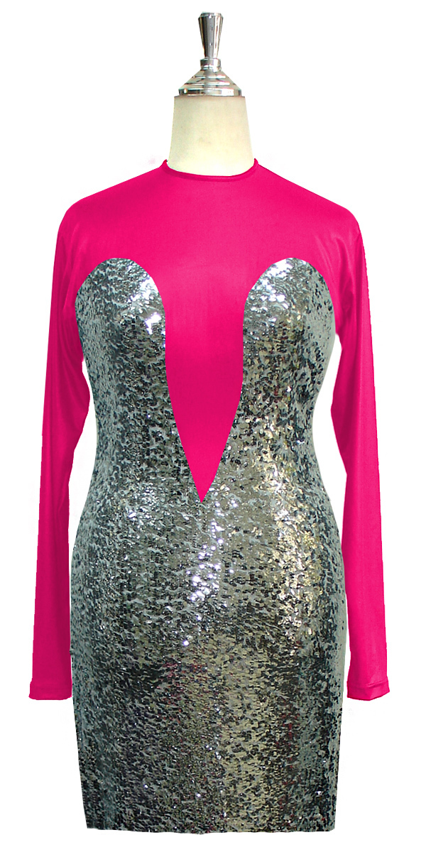 sequinqueen-short-silver-and-fuchsia-sequin-dress-front-7002-059.jpg