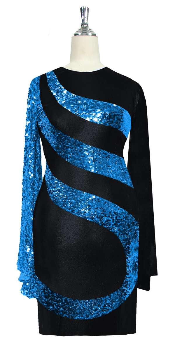 sequinqueen-short-turquoise-and-black-sequin-dress-front-7002-097.jpg