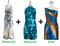 Buy 2 Handmade Sequin Dresses With Discounts On Each & Get 1 Short Sequin Fabric Dress Free (SPCL-077)