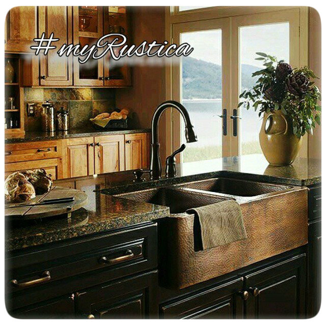 apron copper kitchen sinks