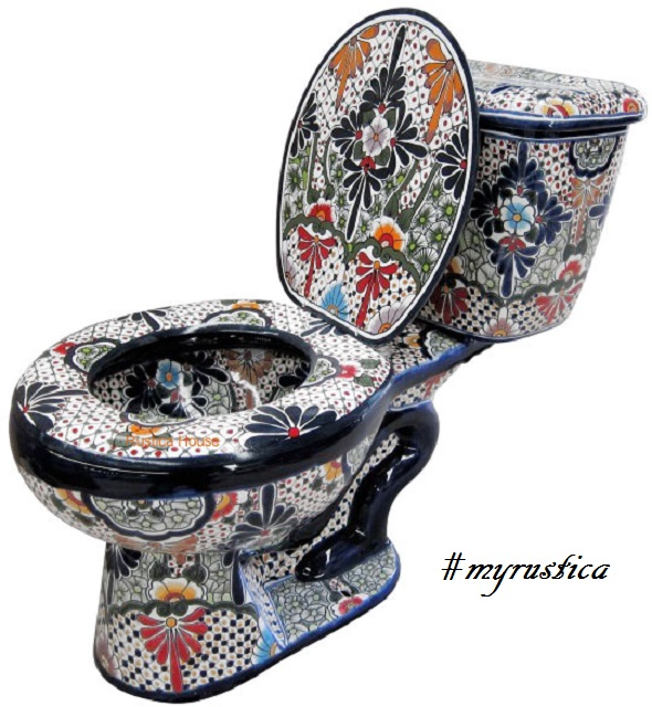 decorative toilet seats and WC lids