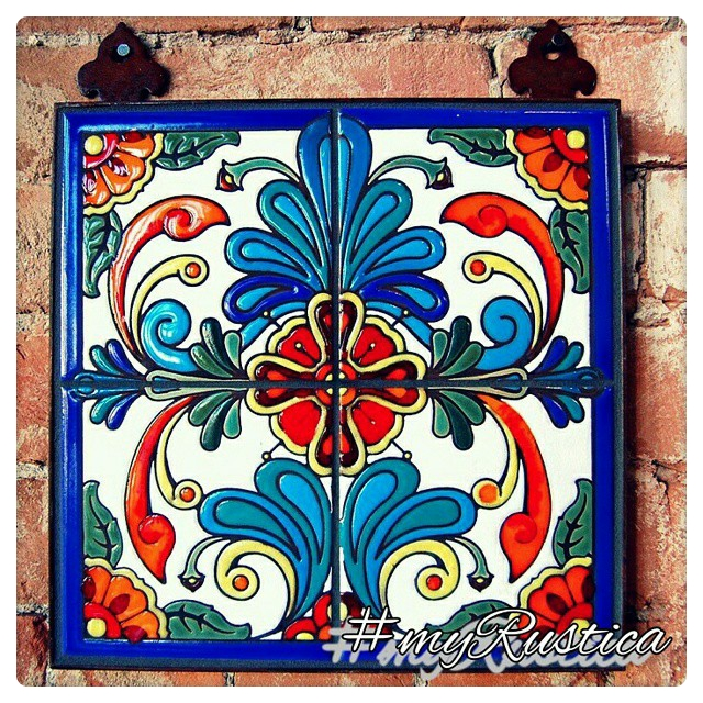 high relief tiles for decorating backsplash and stair risers