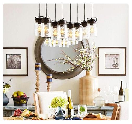 industrial bronze lamps