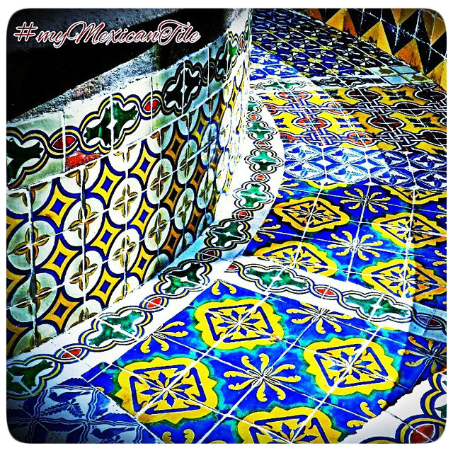 Mexican Tiles & Murals