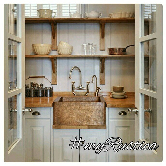 rustic furnishings and appliances for kitchens