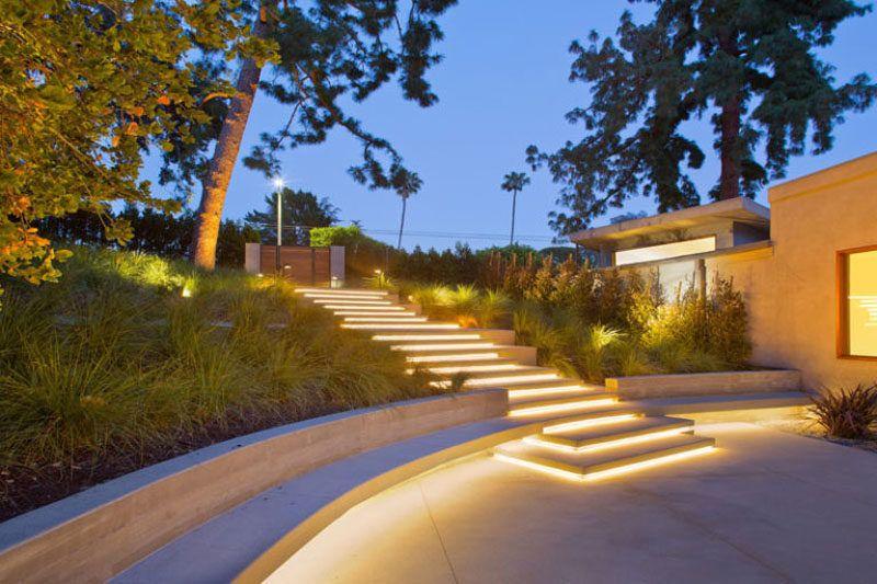 outdoor backyard lighting