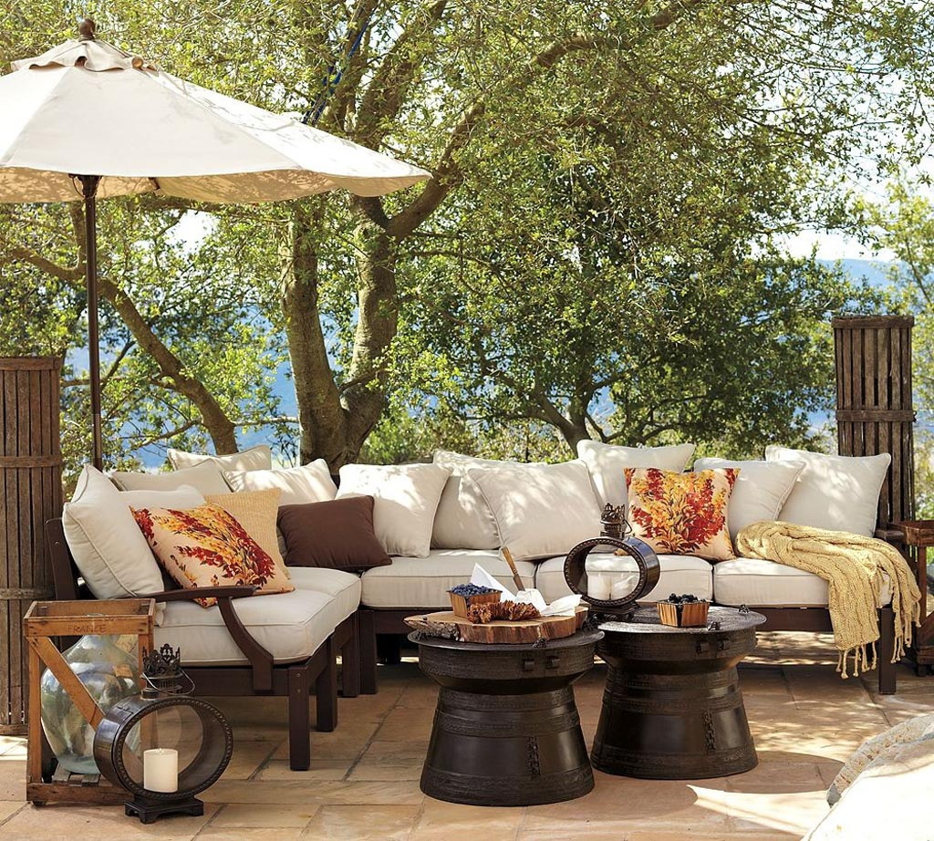 Rustic Outdoor Furniture From Mexico Rustica House